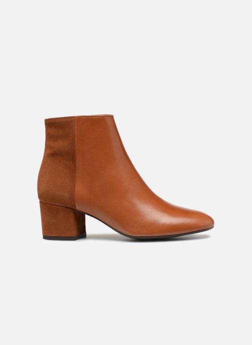 Bottines et boots Made by SARENZA Toundra Girl Bottines à Talons #8 Marron vue détail/paire