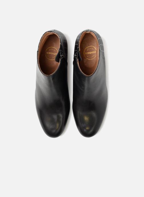 Bottines et boots Made by SARENZA Toundra Girl Bottines à Talons #8 Noir vue portées chaussures
