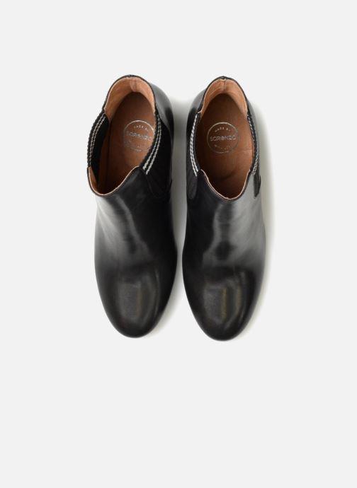 Bottines et boots Made by SARENZA 80's Disco Girl Bottines à Talons #6 Noir vue portées chaussures