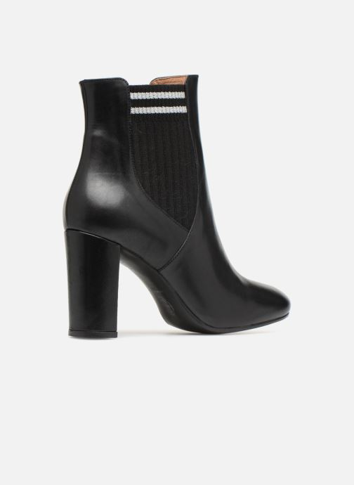 Stiefeletten & Boots Made by SARENZA 80's Disco Girl Bottines à Talons #6 schwarz ansicht von vorne