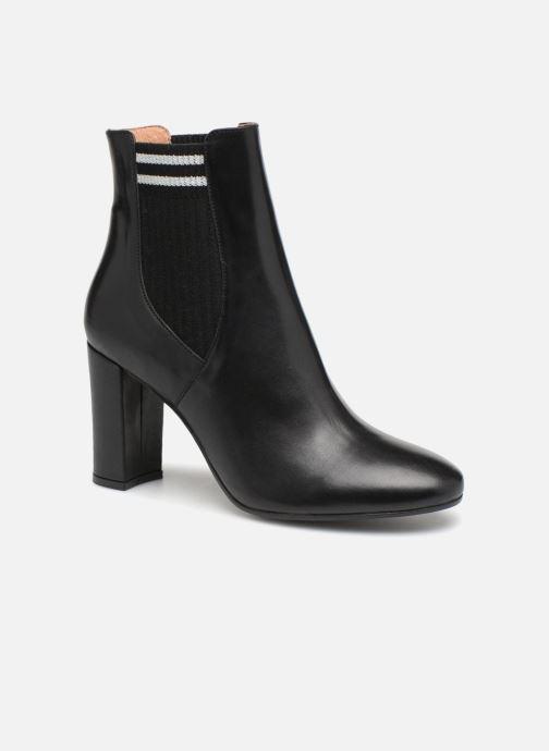 Bottines et boots Made by SARENZA 80's Disco Girl Bottines à Talons #6 Noir vue droite
