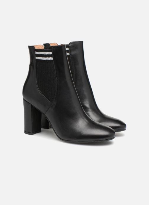 Bottines et boots Made by SARENZA 80's Disco Girl Bottines à Talons #6 Noir vue derrière