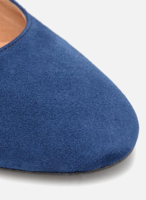 Zapatos de tacón Made by SARENZA UrbAfrican Escarpins #3 Azul vista lateral izquierda