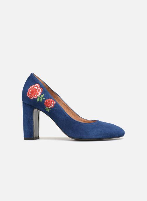 Zapatos de tacón Made by SARENZA UrbAfrican Escarpins #3 Azul vista de detalle / par