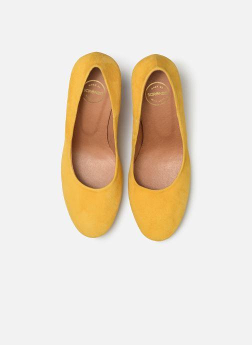 Escarpins Made by SARENZA UrbAfrican Escarpins #3 Jaune vue portées chaussures
