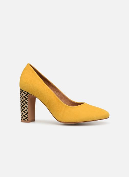 Pumps Made by SARENZA UrbAfrican Escarpins #3 gelb detaillierte ansicht/modell