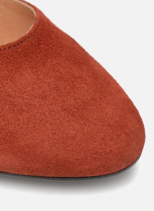 Zapatos de tacón Made by SARENZA Toundra Girl Escarpins #4 Marrón vista lateral izquierda