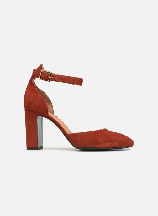 Zapatos de tacón Made by SARENZA Toundra Girl Escarpins #4 Marrón vista de detalle / par