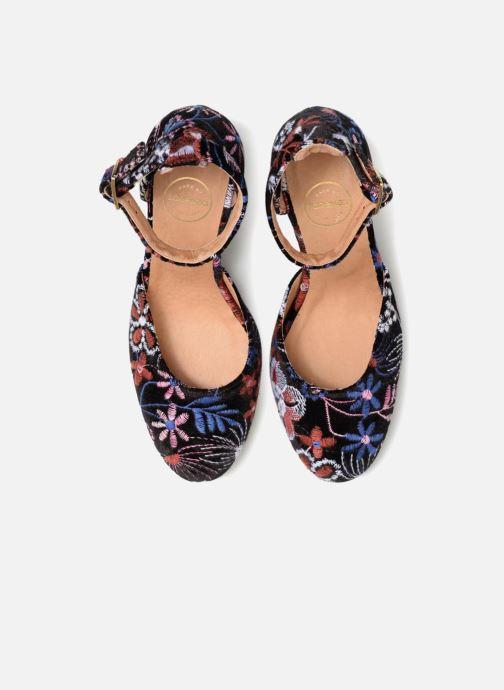 Escarpins Made by SARENZA Toundra Girl Escarpins #4 Multicolore vue portées chaussures