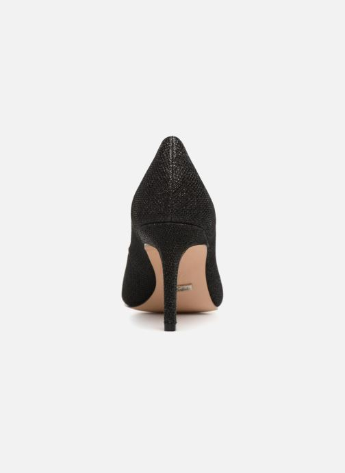 High heels Buffalo H733-C002A-4 Black view from the right