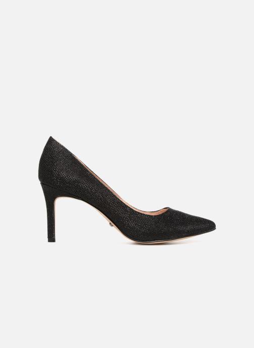 High heels Buffalo H733-C002A-4 Black back view