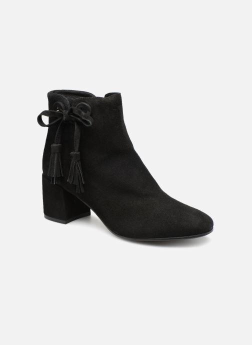Bottines et boots Bruno Premi U1701G Noir vue détail/paire