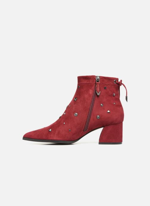 Bottines et boots Bruno Premi U7304X Bordeaux vue face