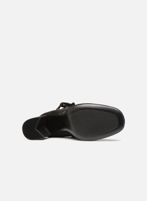 Bottines et boots Bruno Premi U4800G Noir vue haut