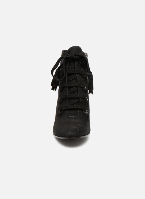 Bottines et boots Bruno Premi U2000G Noir vue portées chaussures