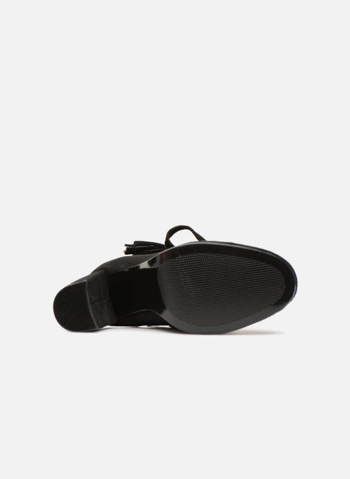 Bottines et boots Bruno Premi U2000G Noir vue haut