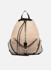 SHEARLING JULIAN SIDE ZIP BACK