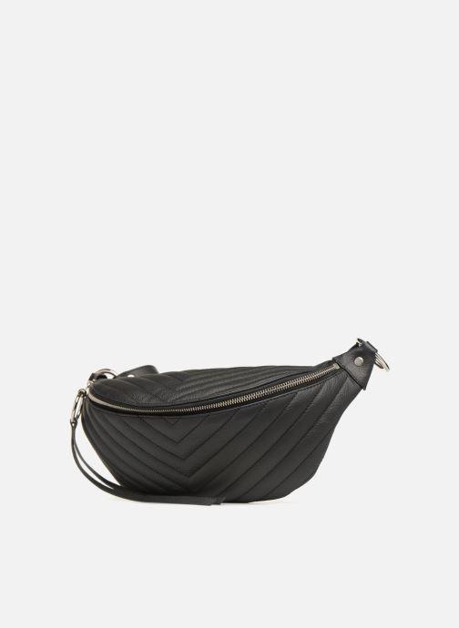 Handtaschen Rebecca Minkoff EDIE SLING schwarz schuhe getragen