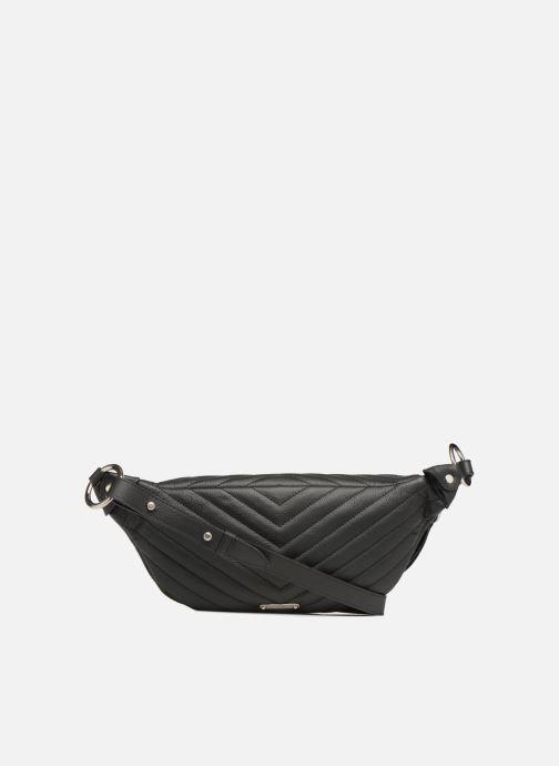 Handtaschen Rebecca Minkoff EDIE SLING schwarz ansicht von vorne