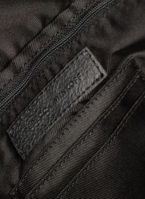 Handtaschen Rebecca Minkoff EDIE SLING schwarz ansicht von hinten