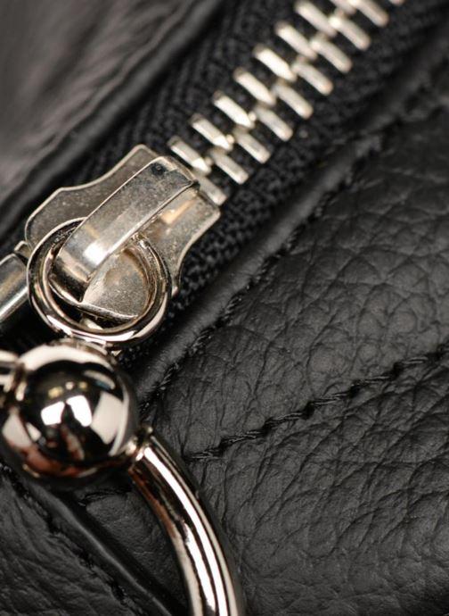 Handtaschen Rebecca Minkoff EDIE SLING schwarz ansicht von links