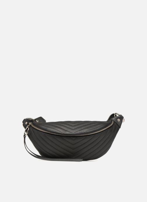 Handtaschen Rebecca Minkoff EDIE SLING schwarz detaillierte ansicht/modell