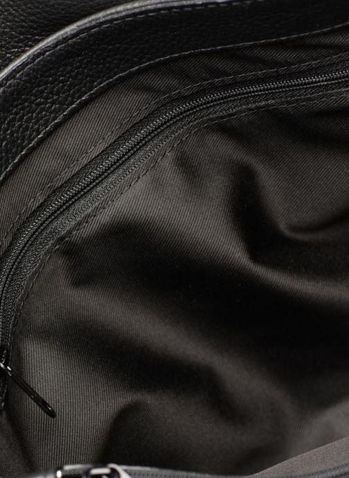 Handtaschen Rebecca Minkoff EDIE FLAP SHOULDER schwarz ansicht von hinten