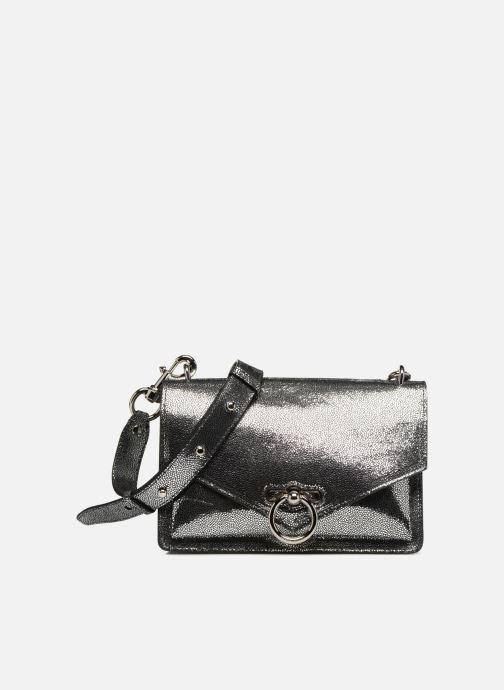 Bolsos de mano Rebecca Minkoff JEAN MD SHOULDER BAG Plateado vista de detalle / par