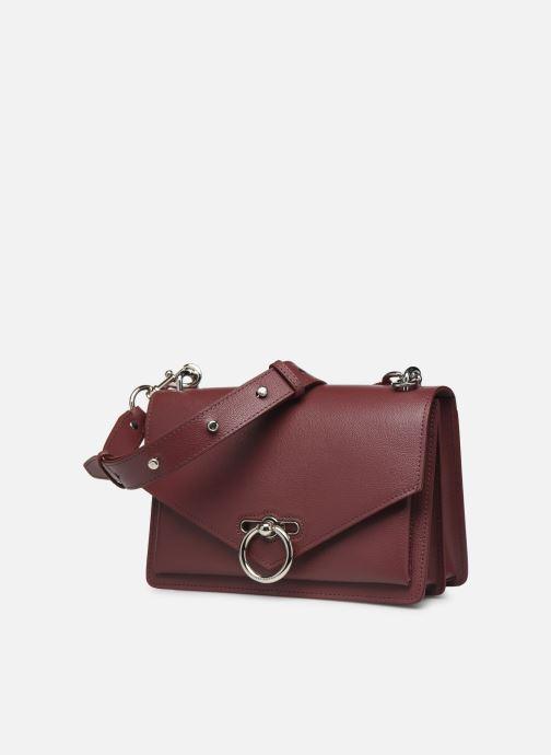Håndtasker Rebecca Minkoff JEAN MD SHOULDER BAG Bordeaux se skoene på
