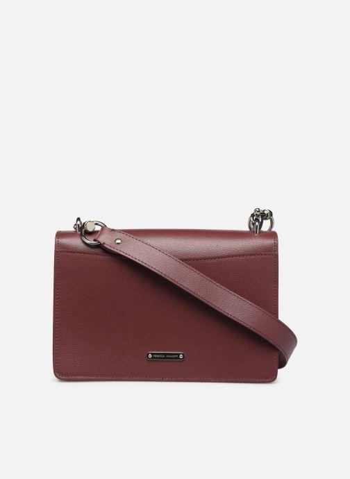 Håndtasker Rebecca Minkoff JEAN MD SHOULDER BAG Bordeaux se forfra