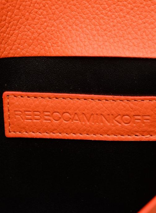 Minkoff Rust Rebecca Mab Flap Crossbody HWI2DE9