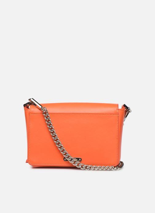 Handbags Rebecca Minkoff MAB FLAP CROSSBODY Orange front view