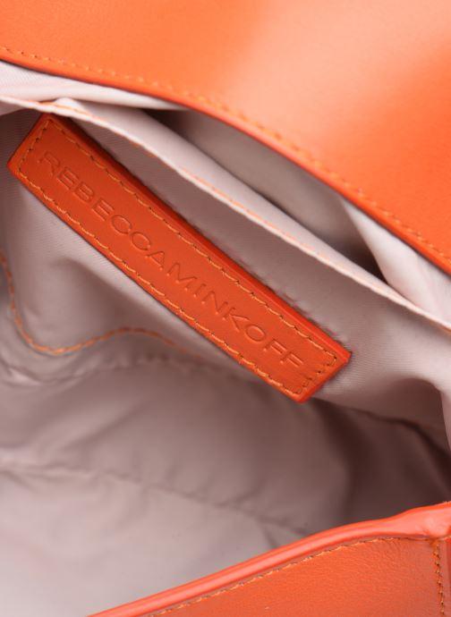Sacs à main Rebecca Minkoff MAB FLAP CROSSBODY Orange vue derrière