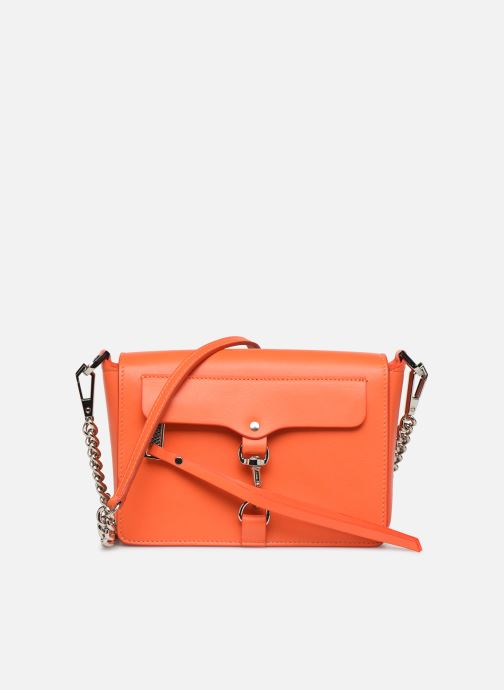 Handbags Rebecca Minkoff MAB FLAP CROSSBODY Orange detailed view/ Pair view