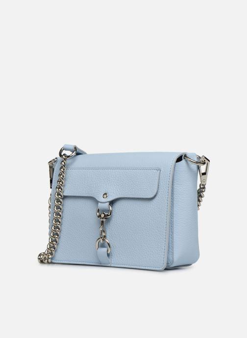 Handtassen Rebecca Minkoff MAB FLAP CROSSBODY Blauw model