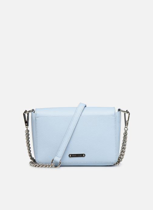Bolsos de mano Rebecca Minkoff MAB FLAP CROSSBODY Azul vista de frente