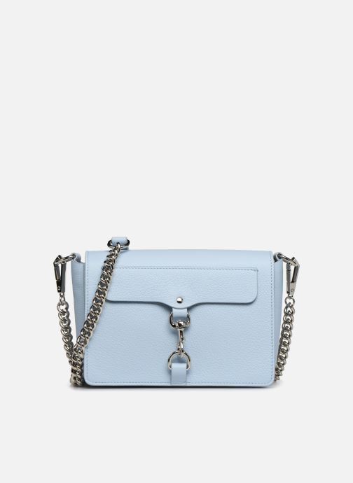 Bolsos de mano Rebecca Minkoff MAB FLAP CROSSBODY Azul vista de detalle / par