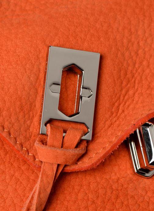 Sacs à main Rebecca Minkoff MINI DARREN Orange vue derrière