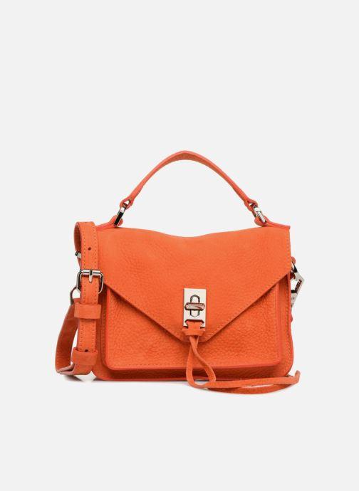 Sacs à main Rebecca Minkoff MINI DARREN Orange vue détail/paire