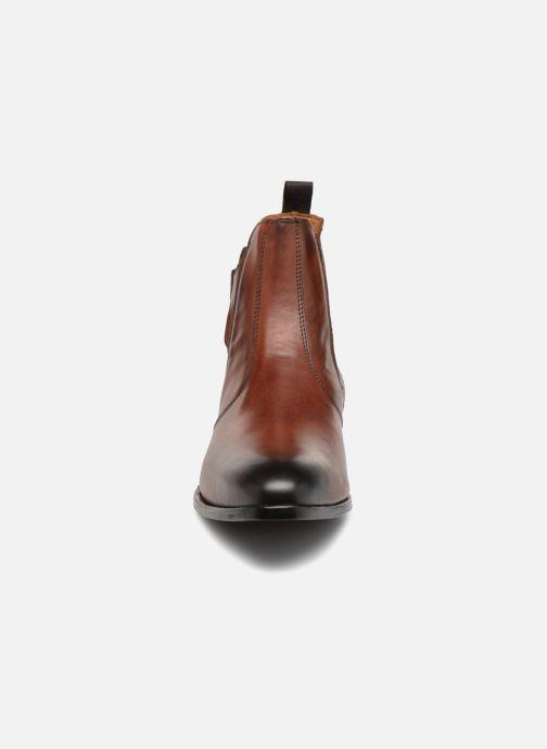 Boots en enkellaarsjes Marvin&Co Luxe Noukla - Cousu Blake Bruin model