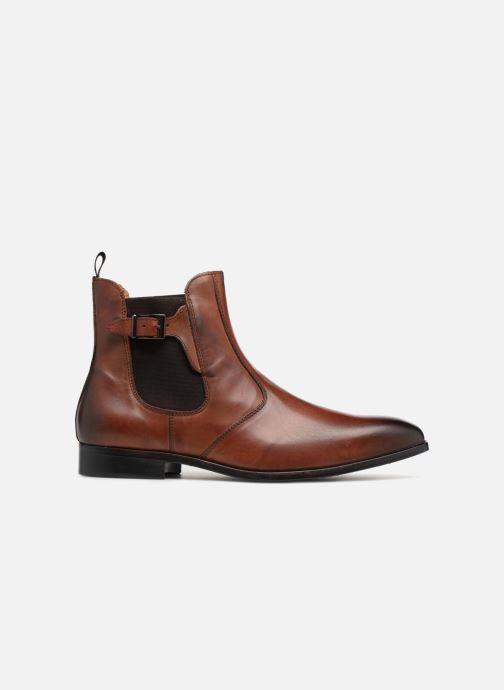 Boots en enkellaarsjes Marvin&Co Luxe Noukla - Cousu Blake Bruin achterkant