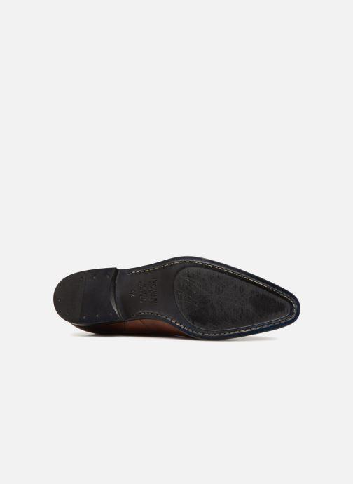 Boots en enkellaarsjes Marvin&Co Luxe Noukla - Cousu Blake Bruin boven