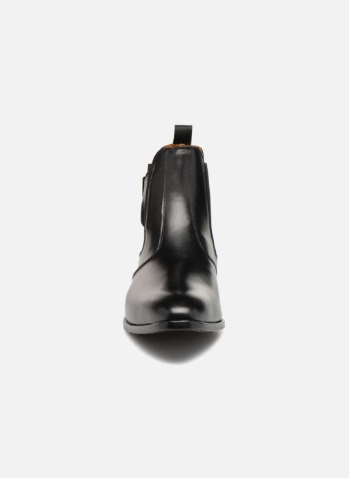 Marvin noir amp;co Chez Et Noukla Bottines 333384 Boots Luxe Blake Cousu rrRXP