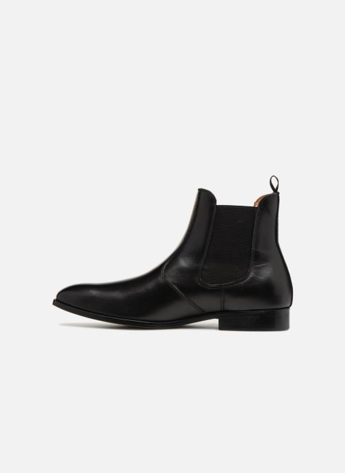 Bottines et boots Marvin&Co Luxe Noukla - Cousu Blake Noir vue face