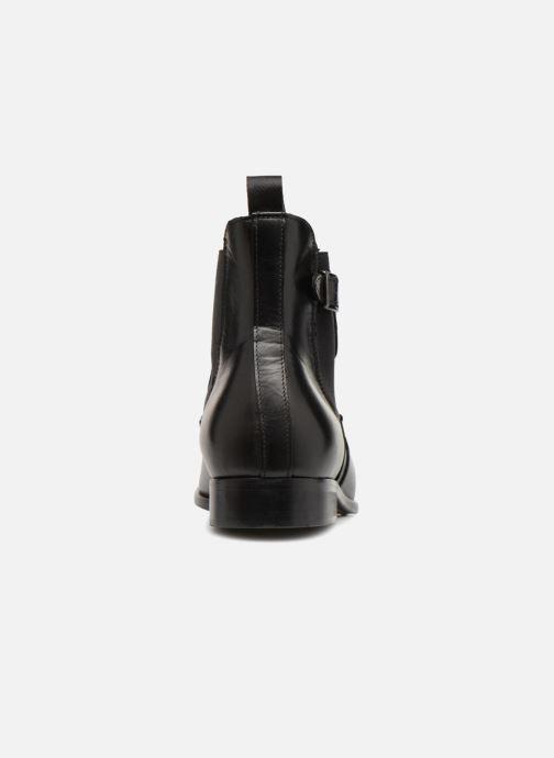Bottines et boots Marvin&Co Luxe Noukla - Cousu Blake Noir vue droite