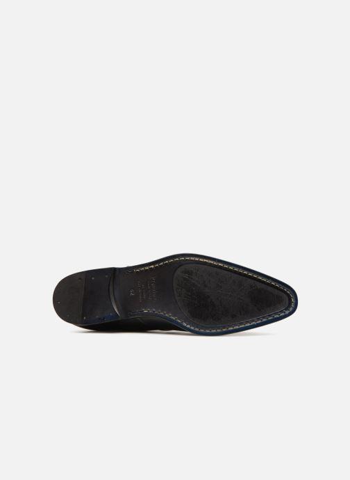 Bottines et boots Marvin&Co Luxe Noukla - Cousu Blake Noir vue haut