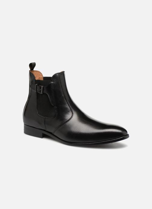 Bottines et boots Marvin&Co Luxe Noukla - Cousu Blake Noir vue détail/paire