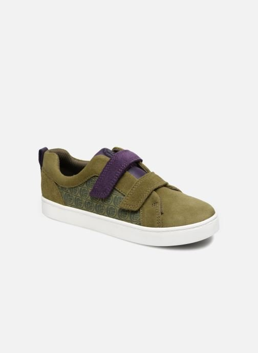 6c1040646 Clarks City Hero Lo x Marvel (Green) - Trainers chez Sarenza (333388)