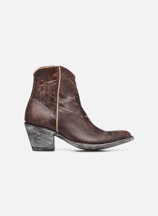 Bottines et boots Mexicana Star 3 Marron vue derrière