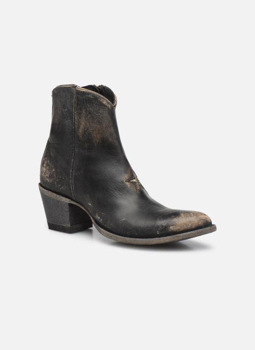 Bottines et boots Mexicana Star 3 Noir vue détail/paire